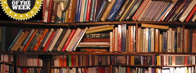Book store in Argentina
