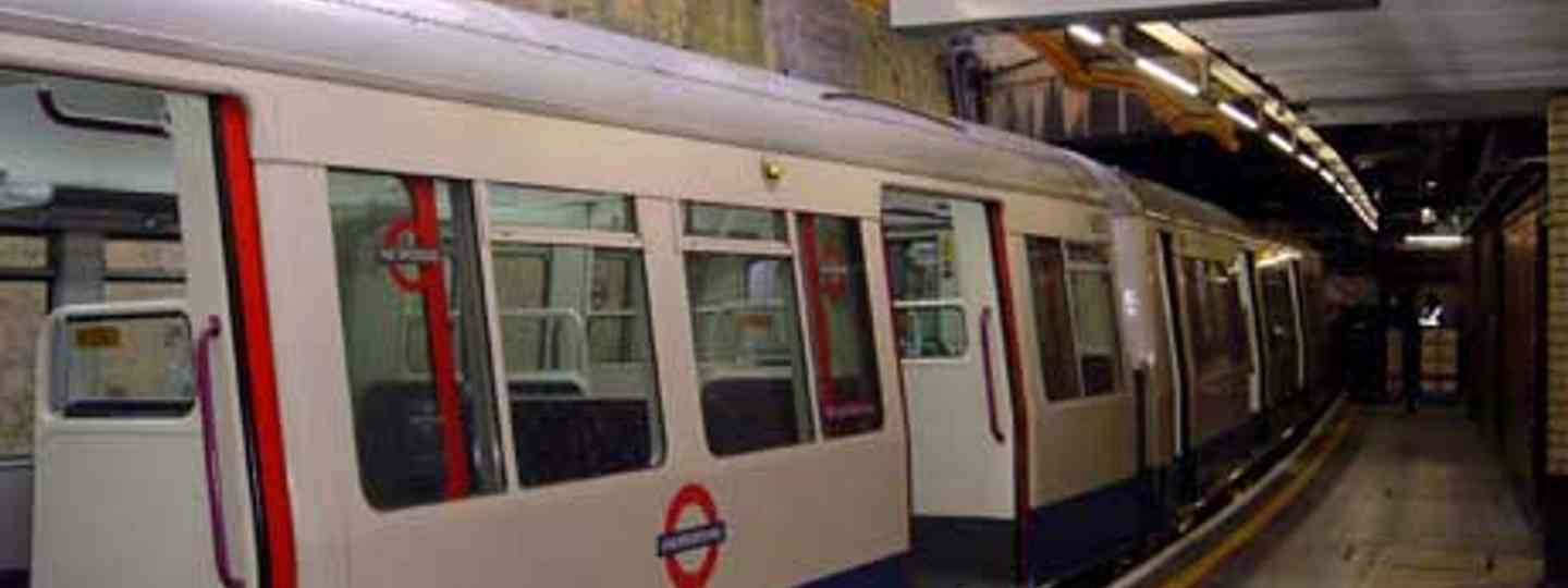 Way Out on the London Underground