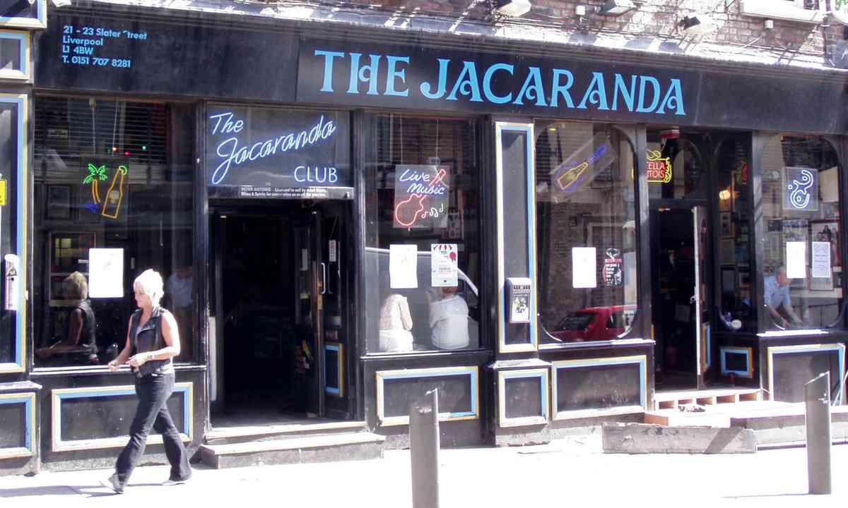 The Jacaranda Club (Creative Commons: John Bradley)