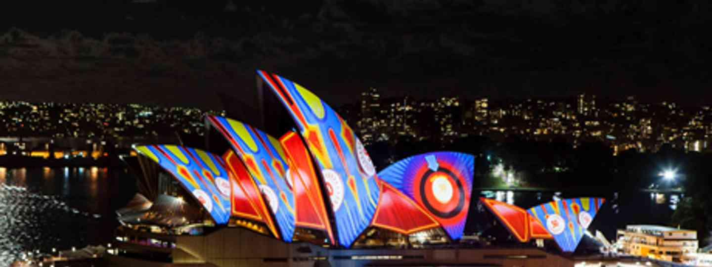 The most vivd festival in Sydney's history (Image: Glen Pearson)