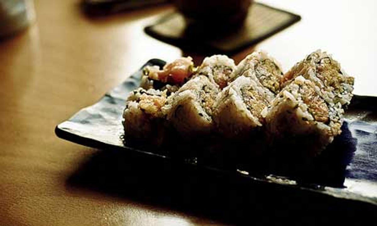 A culinary tour of Japan