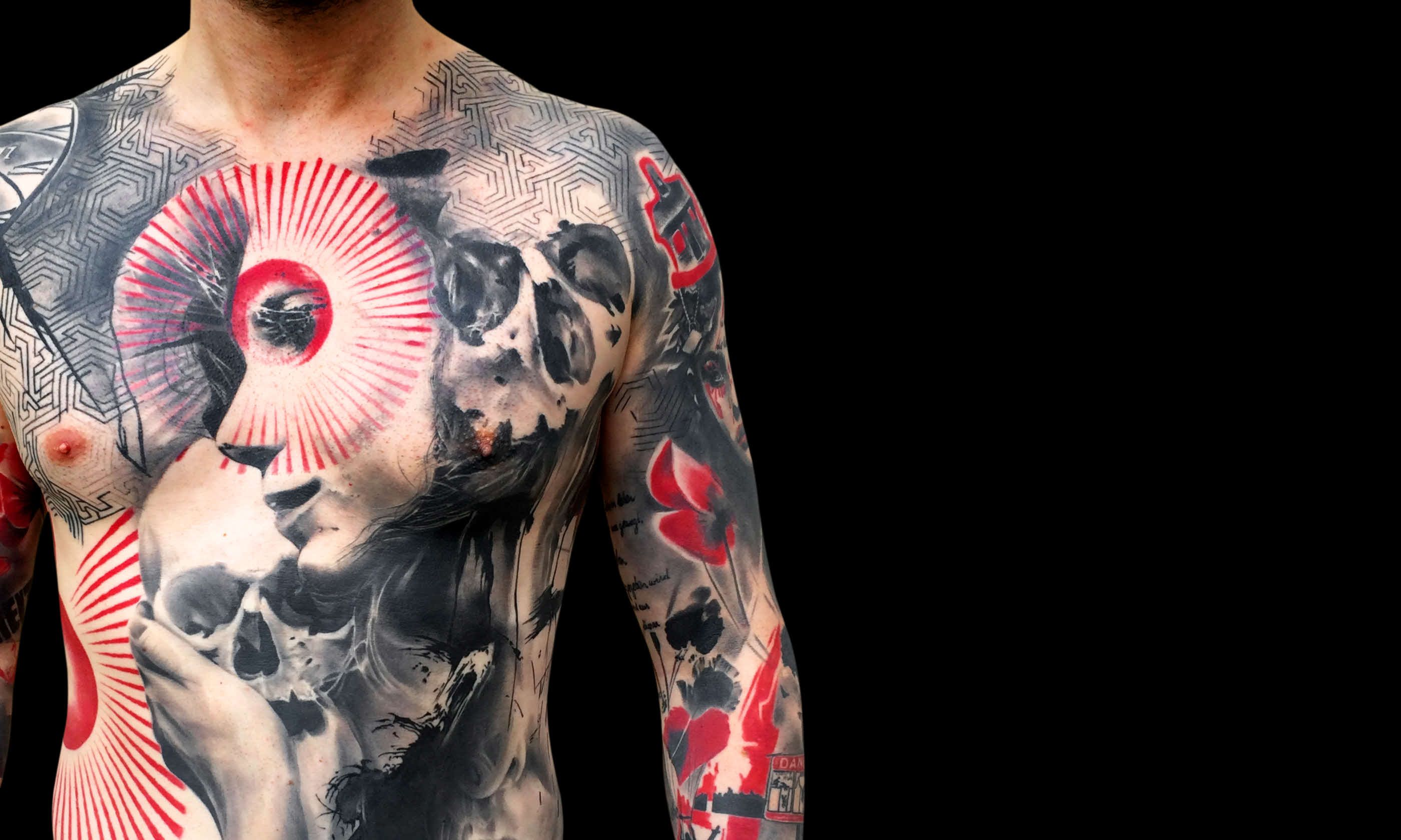 The world's 5 best destinations to get tattooed