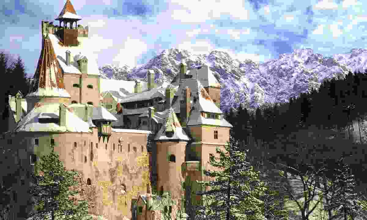 Bran Castle (Dreamstime)