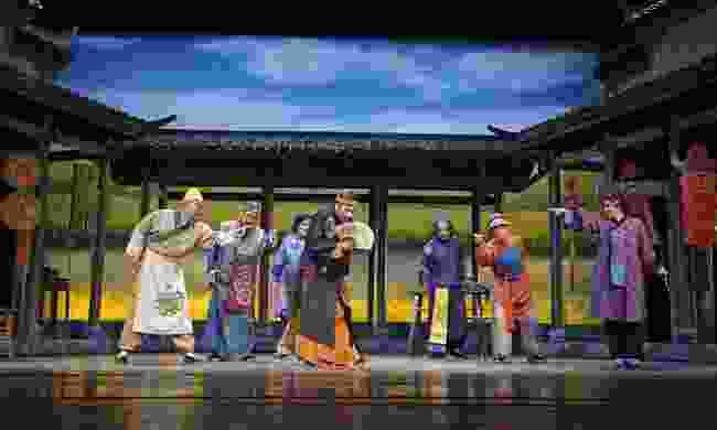 Yue Lan opera (Dreamstime)