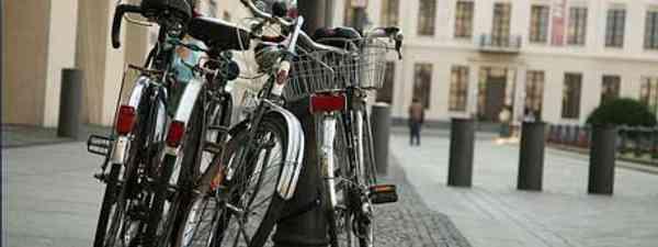 """I cycled on and so has Berlin"" (Ryan Harvey)"