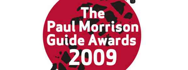 The shortlist for the Paul Morrison Guide Awards 2009