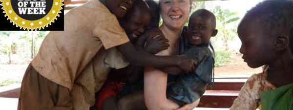 Helen with kids (Helen Davies)