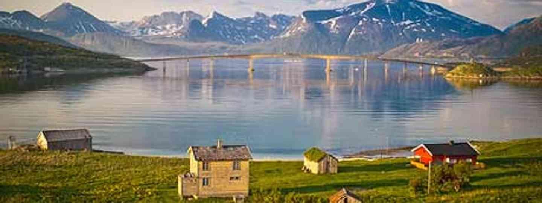 Sommarøy, Norway (flyalf)