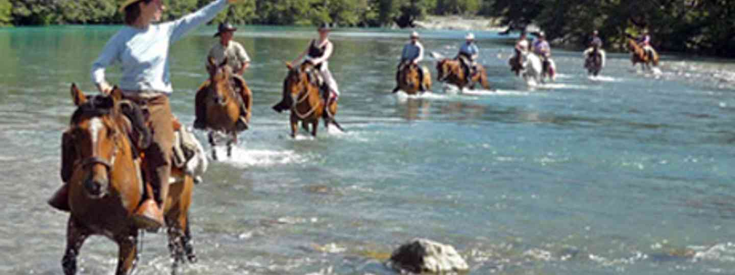 Horse Riding trip (Wild Frontiers)