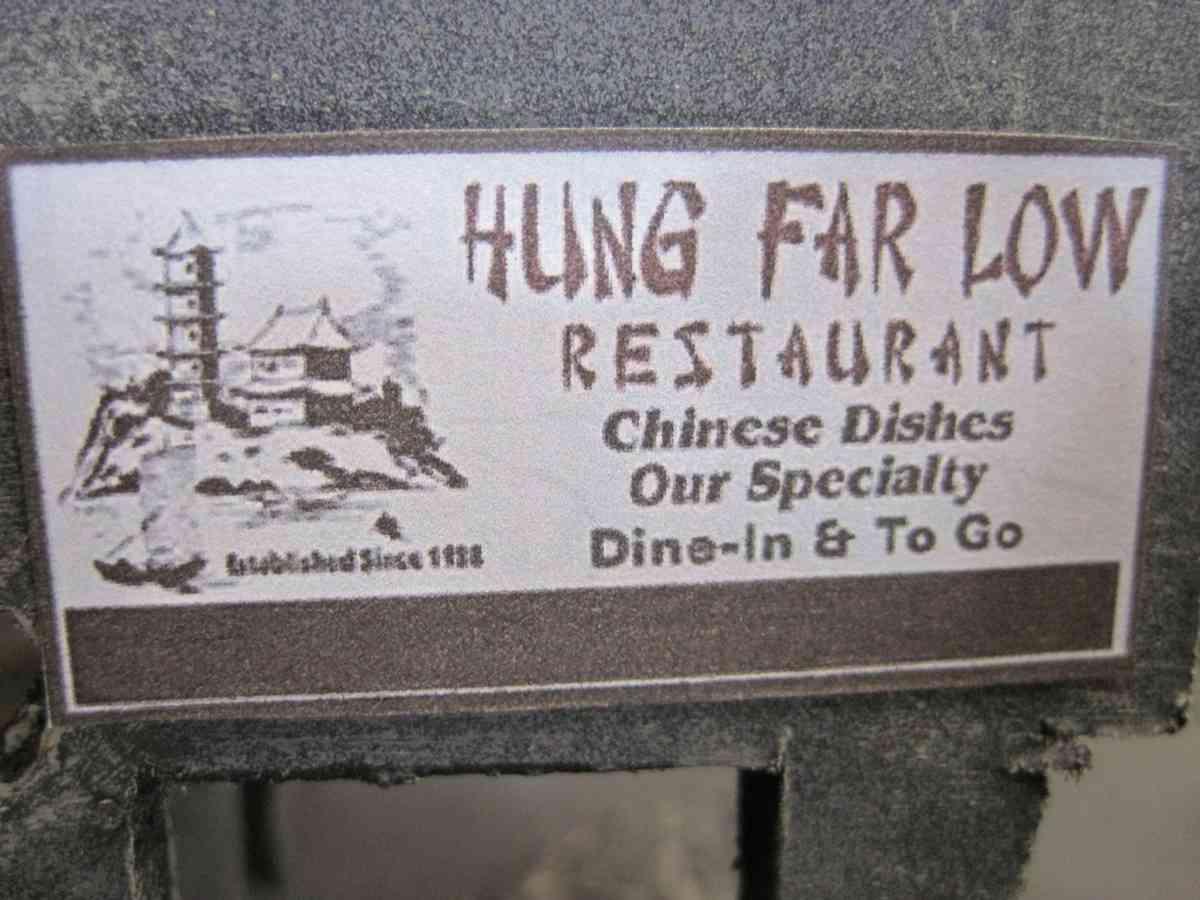 Hung Far Low
