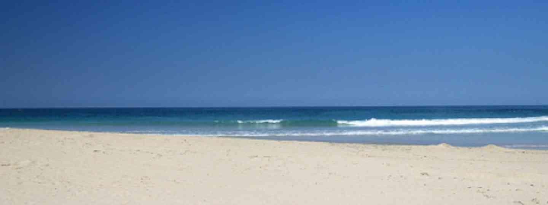 The white sands on Sumba (Monica Renata)