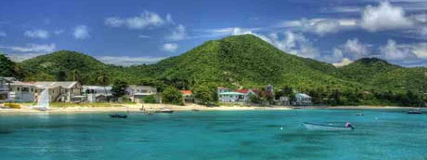 Approaching Carriacou (fakelvis)