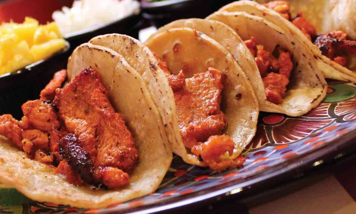 Tacos in San Jose (Dreamstime)