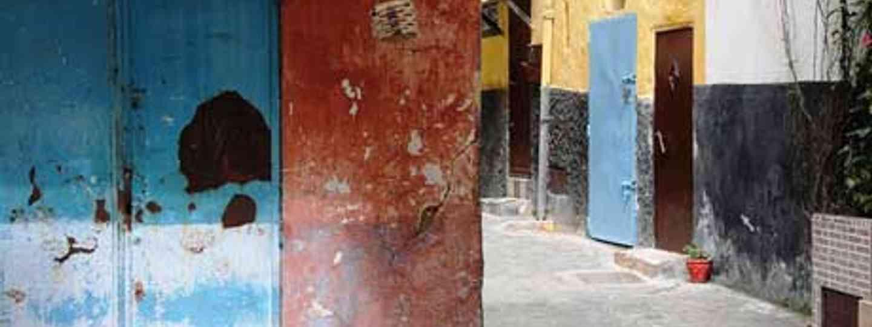 Get lost and discvoer hidden secrets in Tangier (anjci)