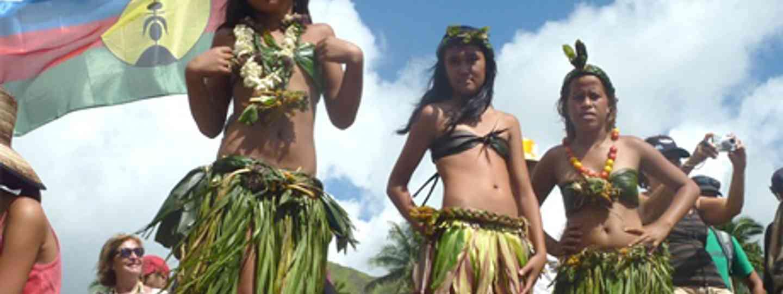 Pacific Dancers (Marie Javins)