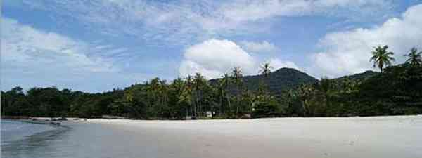 Don't miss Sierra Leone's dazzling beaches (Annabel Symington)