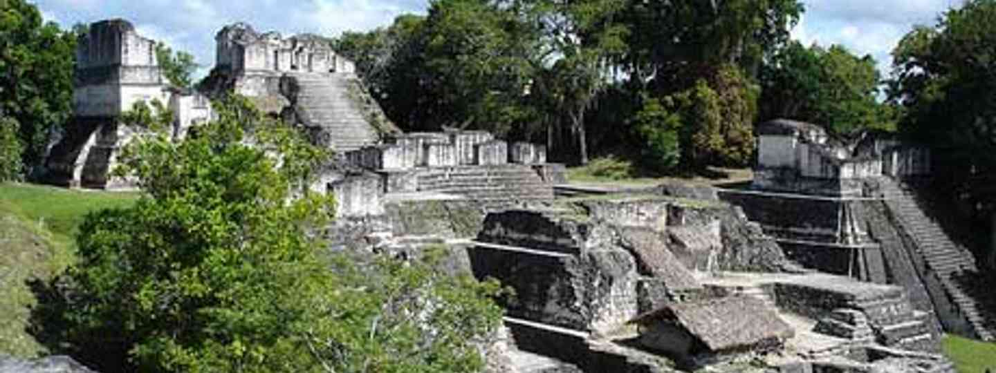 If Tikal, above, is too touristy try El Mirador (Claire Rowland)