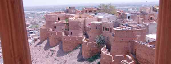 Jaisalmer, Rajasthan (Photo: Dan Linstead)