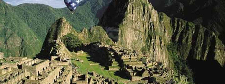 Machu Picchu (Prom Peru)