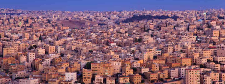 Old Amman (Image: Jordan Tourist Board)