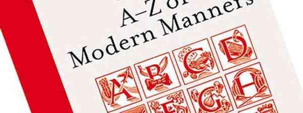 A-Z of Modern Manners (Debrett)