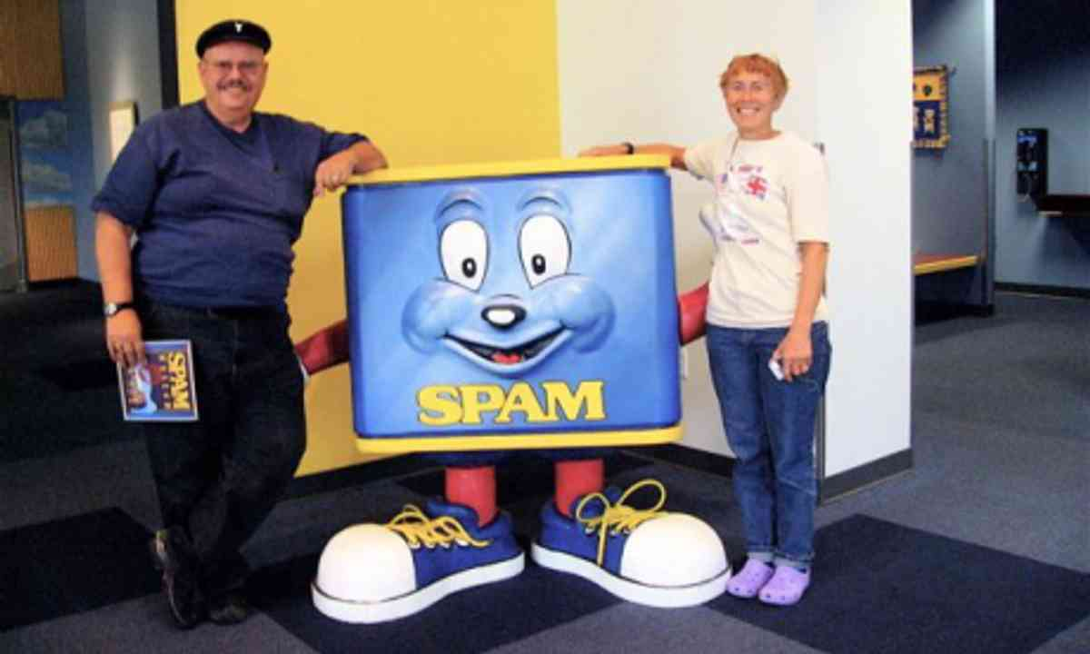 Spam Museum (Larry Page)