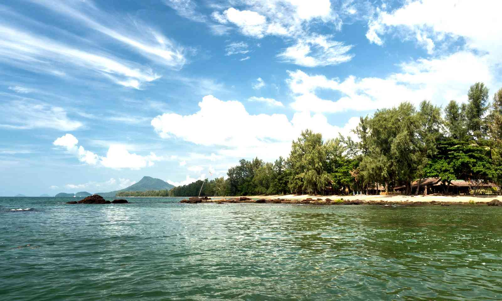 Ko Jum island (Liz Cleere/Jamie Furlong)