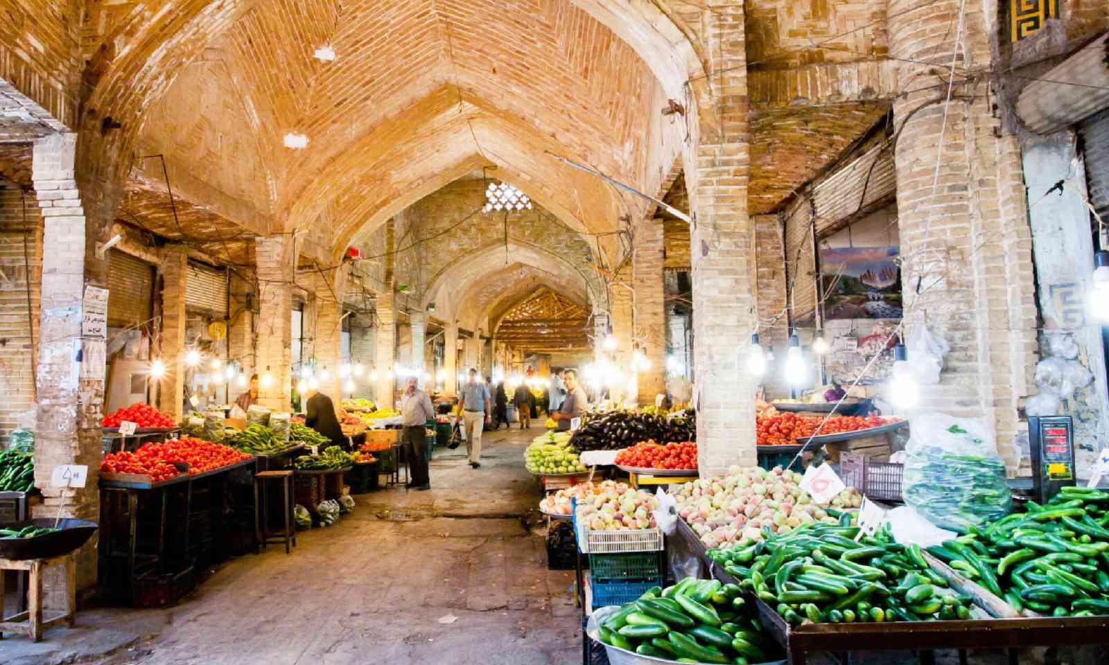 Eastern Bazaar, Zanjan (Shutterstock)