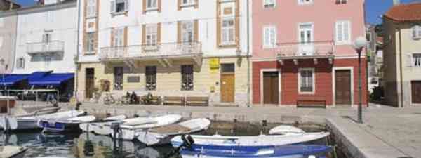Just off the Istrian Peninsula sits the charming Cres Town