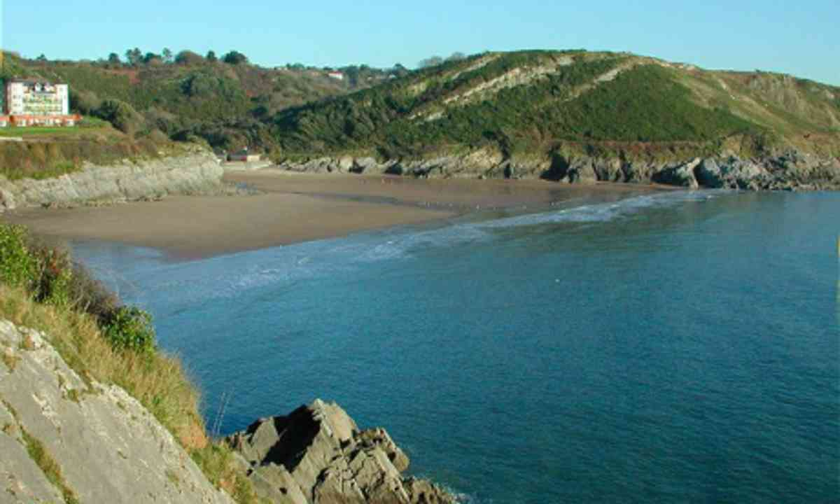 Casewell Bay (Sian Lewis)