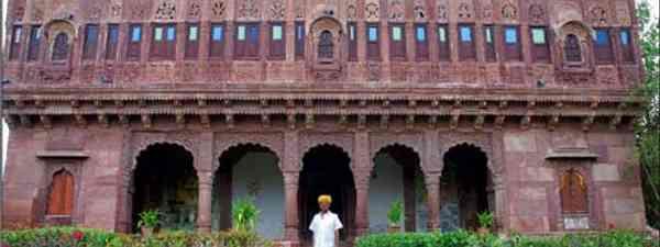 Chandelao Garh, Rajasthan (Dan Linstead)