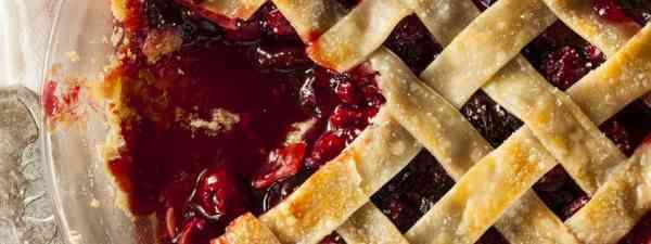 Cherry pie (Shutterstock: see credit below)