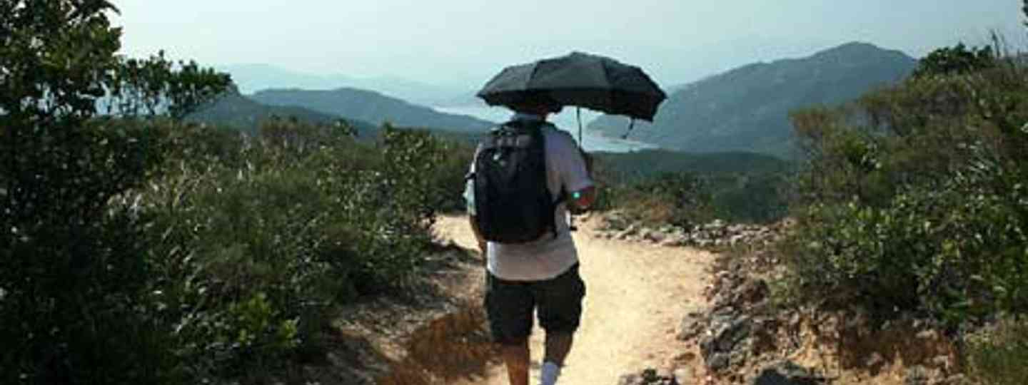 Walking the Maclehose Trail (Paul Bloomfield)