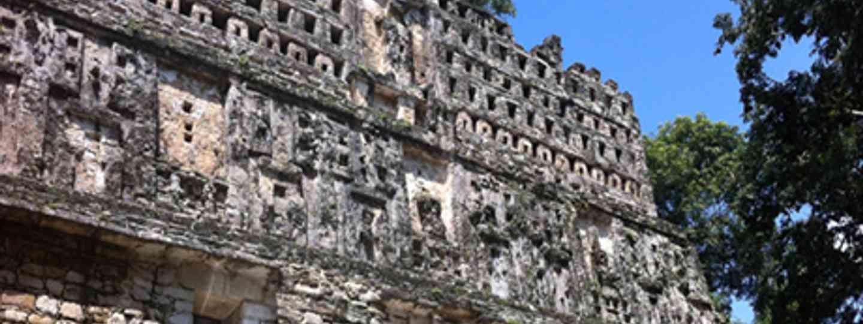 Mayan ruins (Marie Javins)