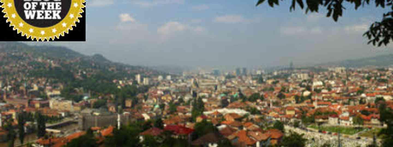 Sarajevo (Wiki Images)