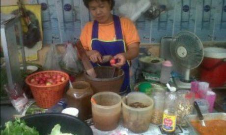Papaya Salad (Bangkok Boutique)