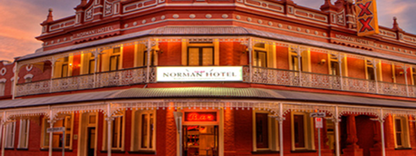The Norman Hotel Brisbane