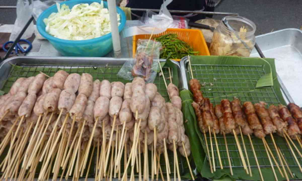 Isaan Sausages (Bangkok Boutique)