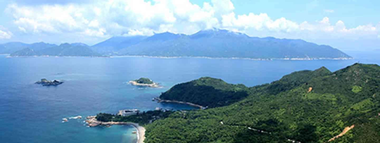 Wanshan Islands (Thomas Bird)