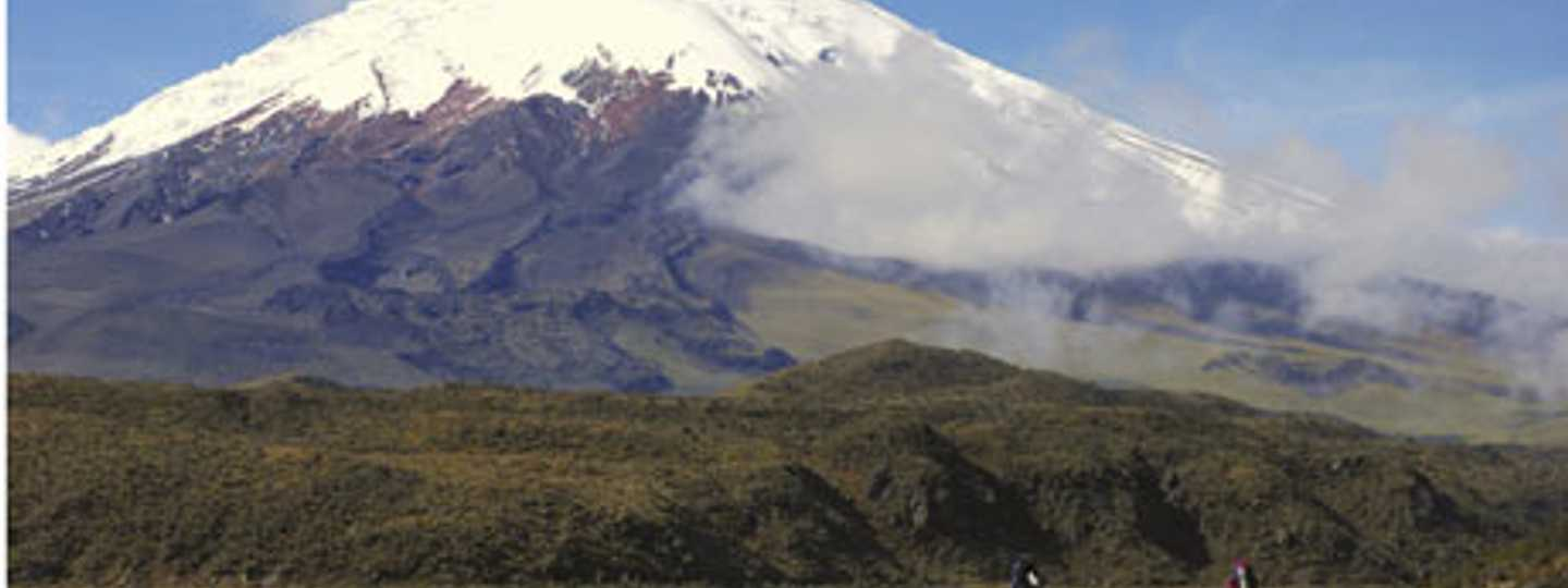 The majestic Parinacota volcano, on the border of Chile and Bolivia (Photo: Dreamstime)