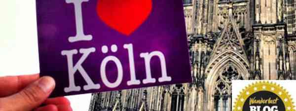 I love Koln (Travels of Adam)