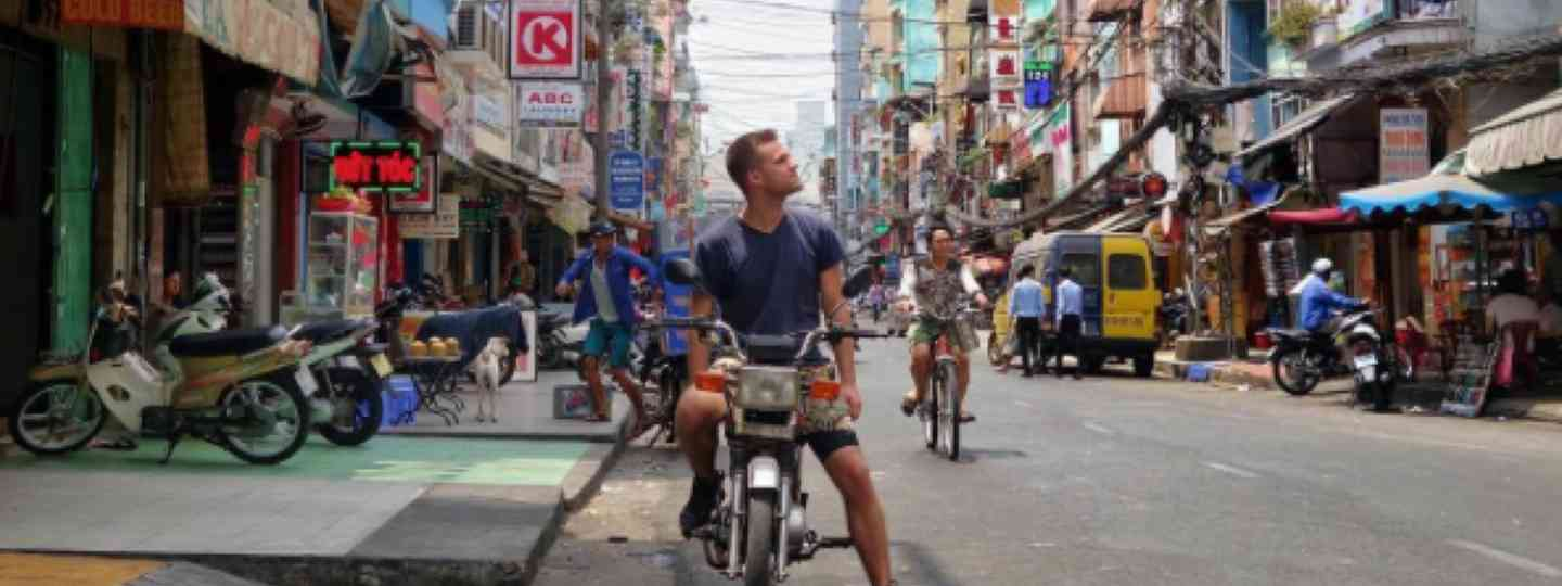 Jacob in Ho Chi Minh (Jacob Laukaitis)