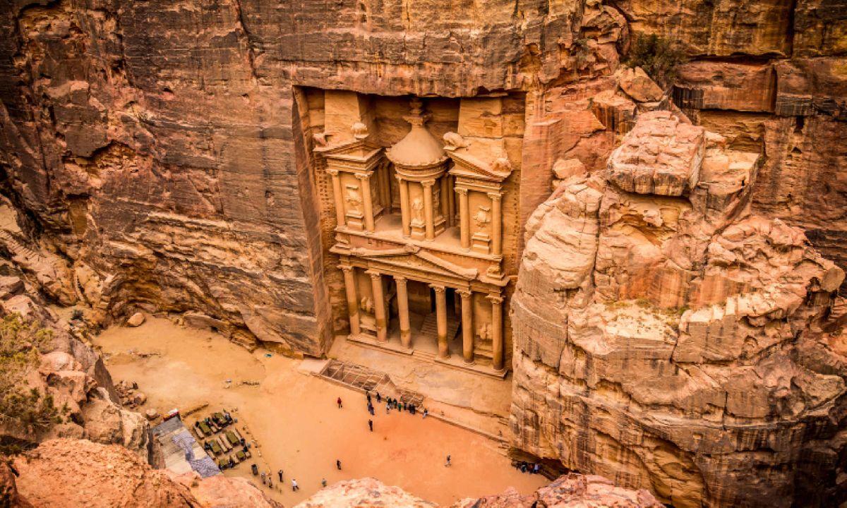 Journey to Petra, Jordan