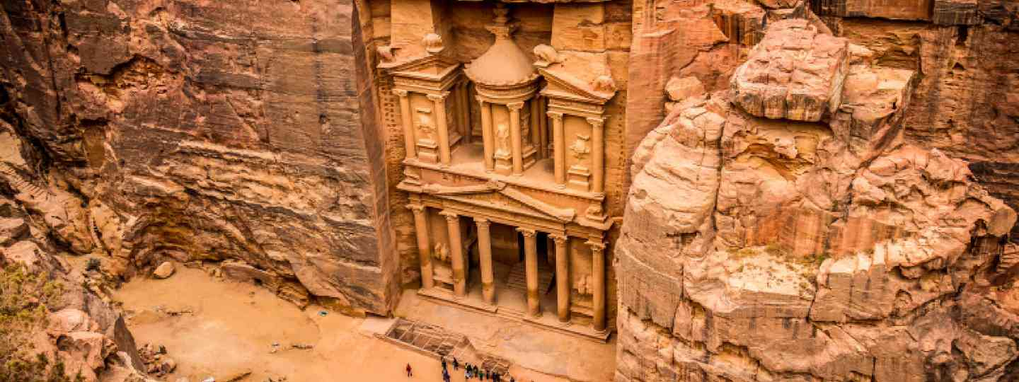 Hike the Bedouin road to Petra (Shutterstock: see caption below)