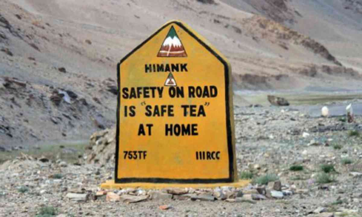 Safe tea