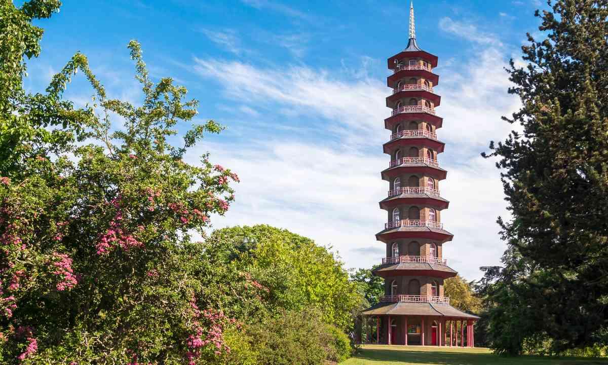 The Pagoda in Kew Gardens (Dreamstime)