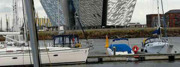 Dockside Belfast (Helen Moat)