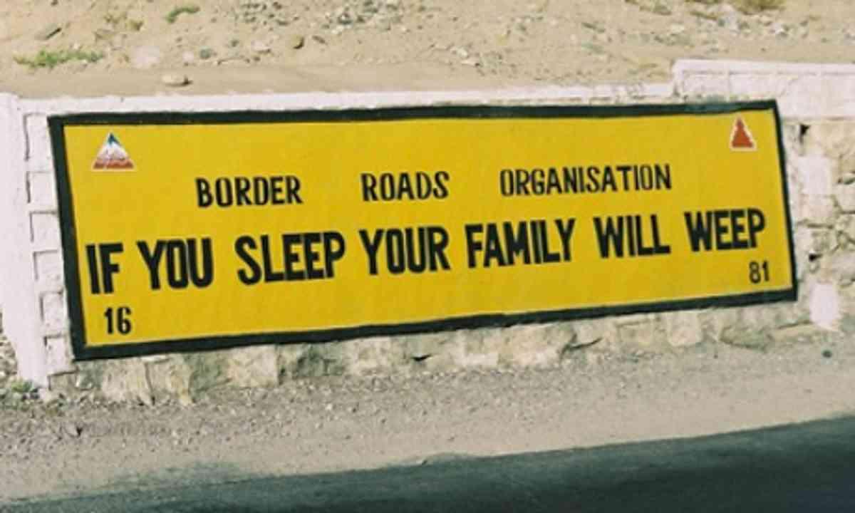 If you sleep