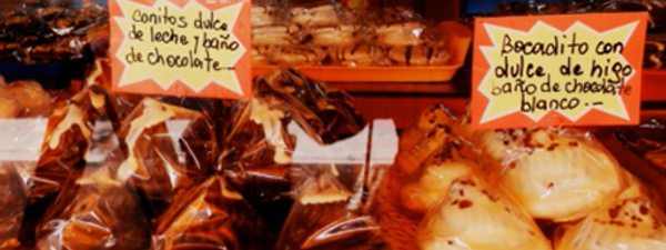 Argentinian pastries (Morin and Salo)
