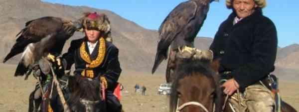 Eagle Festival, Western Mongolia (Goyo Travel)